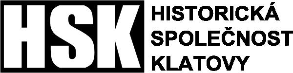 Logo Historické společnosti Klatovy
